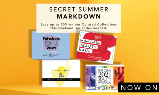 Latest In Beauty Collections – Up To 30% Off