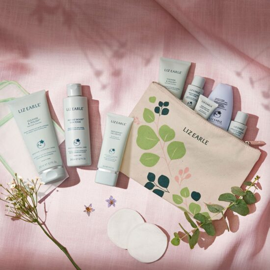 Liz Earle Radiant Treatment Kit Gift With Purchase