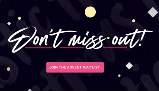 LookFantastic Advent Calendar 2021 – Join The Waitlist