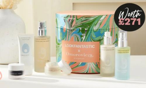 Lookfantastic x Omorvicza Beauty Box 2021