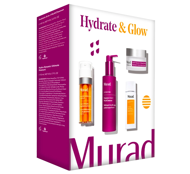 Murad Hydrate & Glow Kit