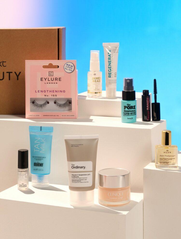 Next Summer Saviours Beauty Box