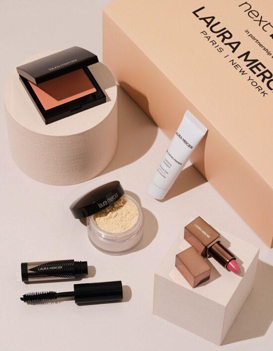 Next x Laura Mercier 5-Minute Face Box
