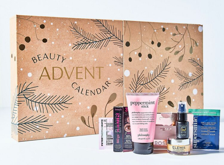 QVC TILI Beauty Advent Calendar 2021