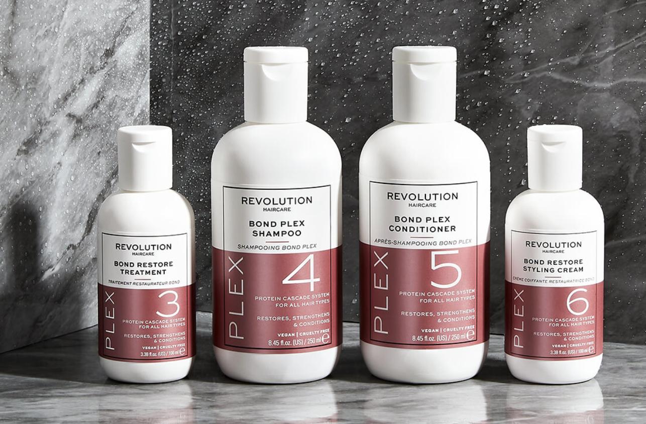 Revolution Beauty Plex Hair Olaplex Dupe