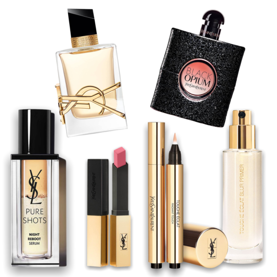 YSL Beauty 25% Off & Free Gift With Purchase