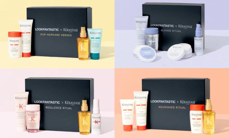 lookfantastic x kerastase beauty box