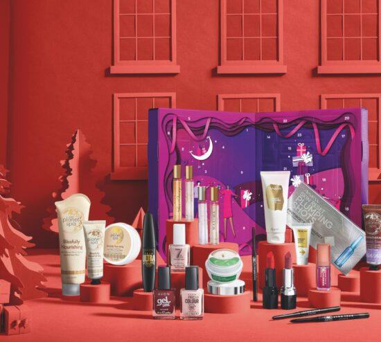 Avon Beauty Advent Calendars 2021 – Available Now!