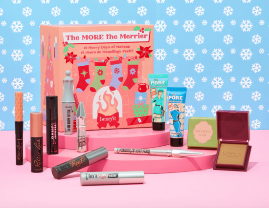 Benefit 12 Merry Days of Makeup 2021 – Available Now!
