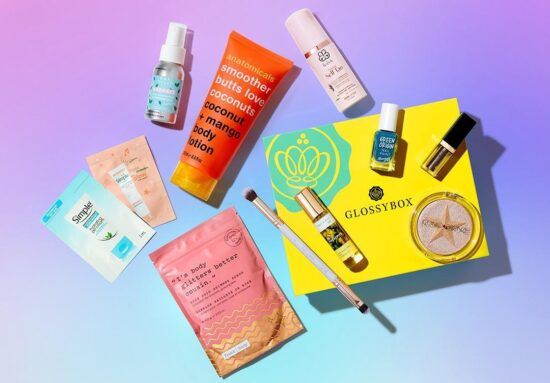 Generation Glossybox August 2021 – Full Reveal