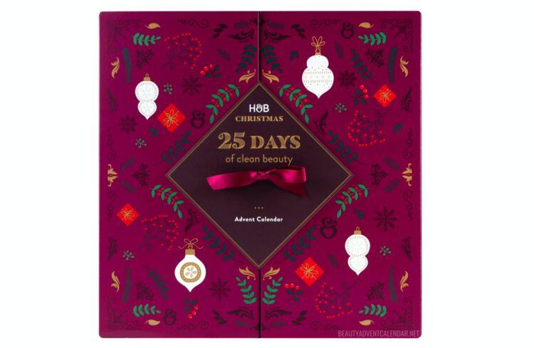 Holland & Barrett Beauty Calendar 2021