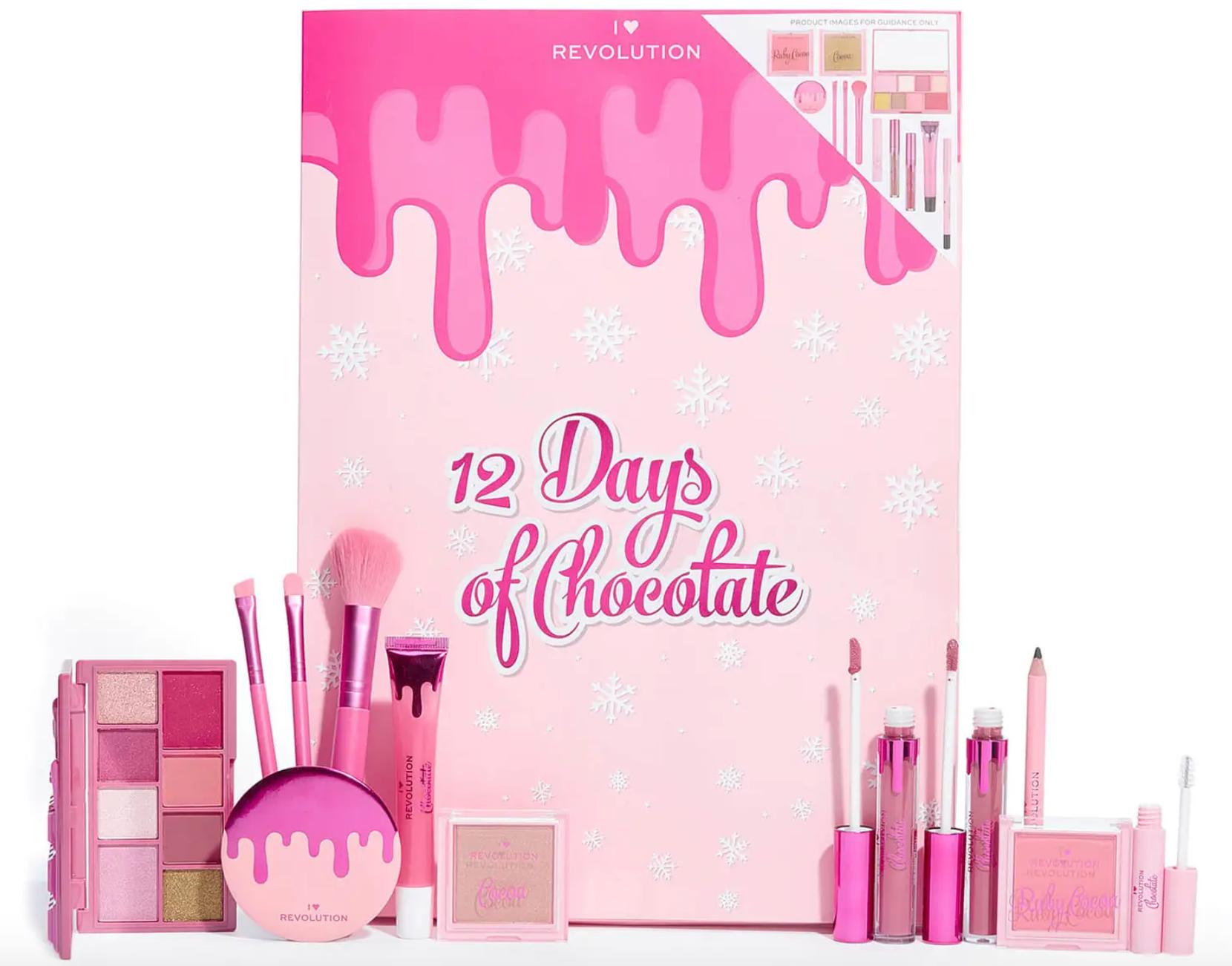 I Heart Revolution Chocolate Calendar 2021