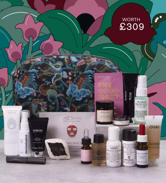 Liberty Ultimate Beauty Gift With Purchase – August 2021