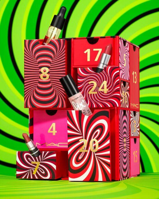 MAC Cosmetics Advent Calendar 2021 – Available Now!