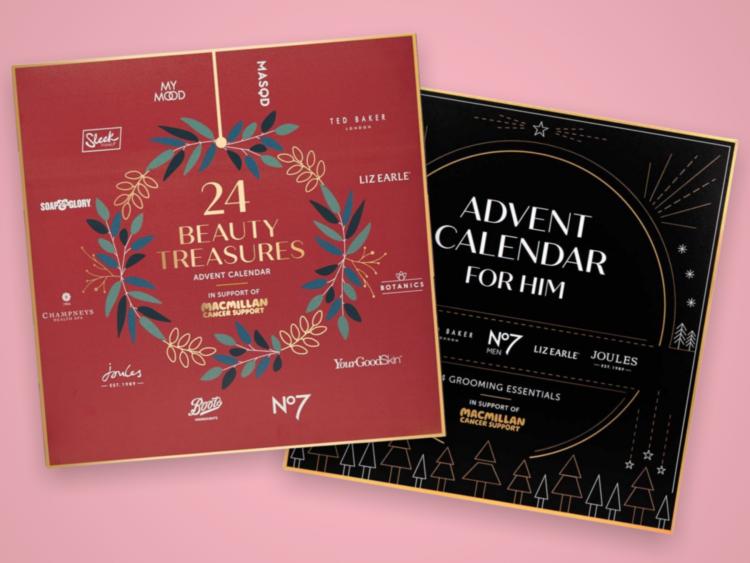 Macmillan Advent Calendars 2021