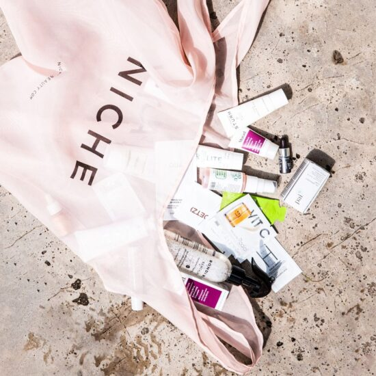 Niche Beauty More Is Better GWP Goody Bag