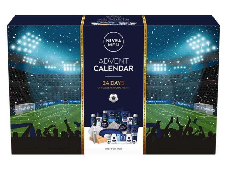 Nivea Mens Advent Calendar 2021