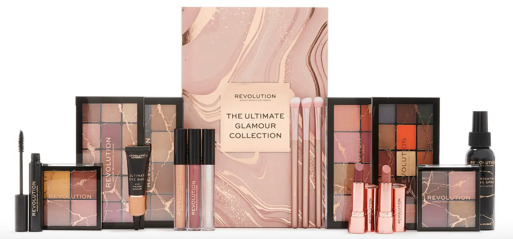 Revolution The Ultimate Glamour Collection