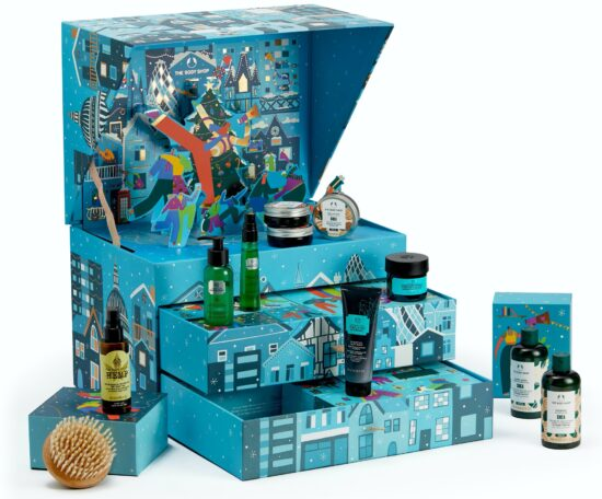 The Body Shop Exclusive Advent Calendar 2021 – Available Now!