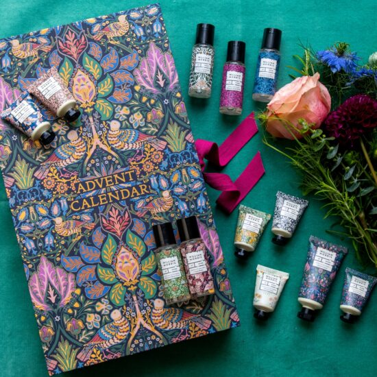 William Morris At Home Beauty Advent Calendar 2021