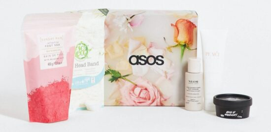 ASOS Beauty Box September 2021 – Available Now!