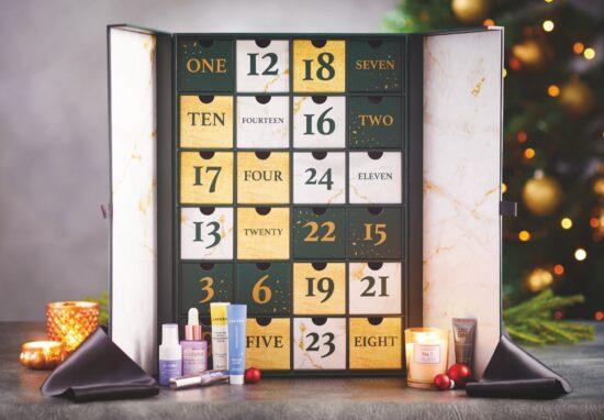 Aldi Lacura Beauty Advent Calendar 2021