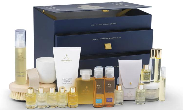 Aromatherapy Associates Moments To Treasure Chest