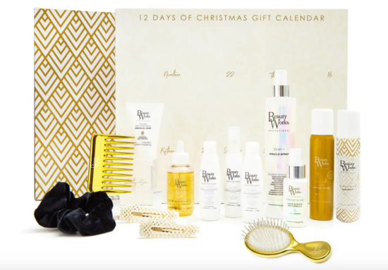 Beauty Works 12 Days Of Christmas 2021