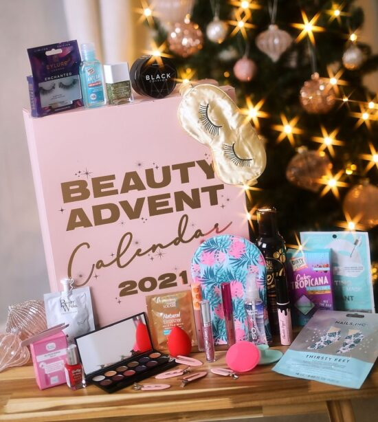 Boohoo Beauty Advent Calendar 2021