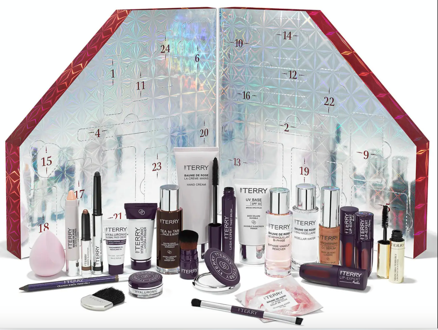 By Terry Advent Calendar Contents 2021