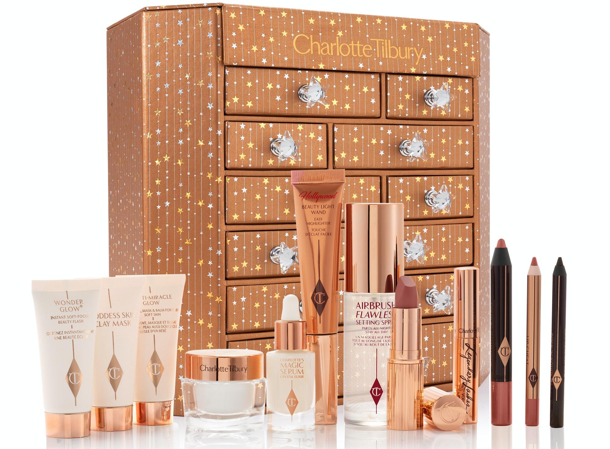 Charlotte Tilbury Beauty Dreams & Secrets Advent Calendar 2021