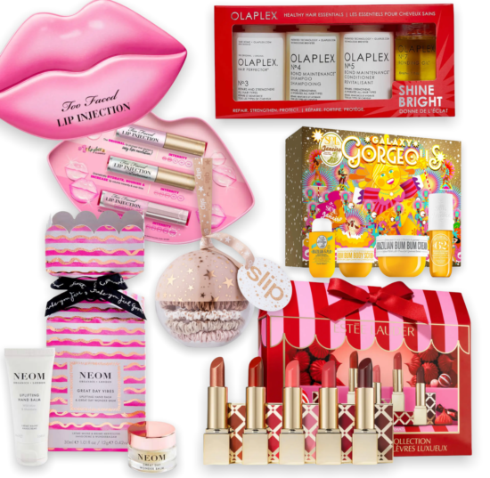 25 Best Beauty Gift Sets & Stocking Fillers