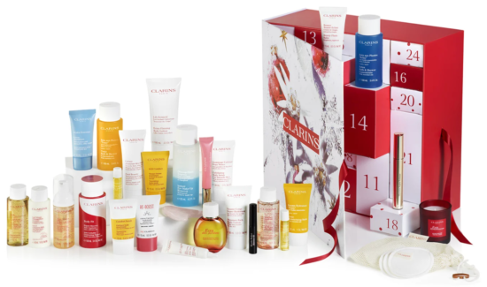 Clarins 24 Day Advent Calendar 2021 – Available Now!