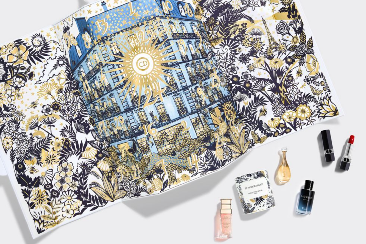 Dior Beauty Advent 2021