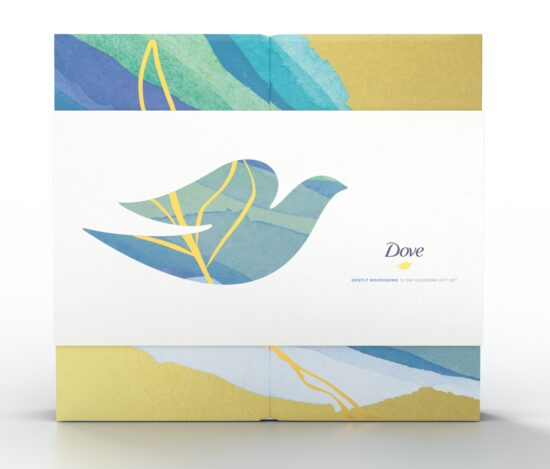Dove Gently Nourishing Advent Calendar 2021