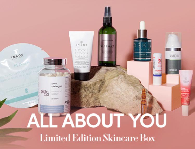 Face The Future Skincare Box