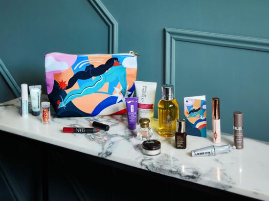 Fenwick Beauty Bag Gift With Purchase