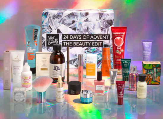 Latest In Beauty Advent Calendar 2021 – Available Now!