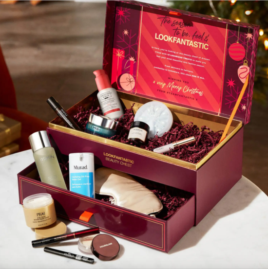 LookFantastic Christmas Beauty Chest 2021 – Available Now!