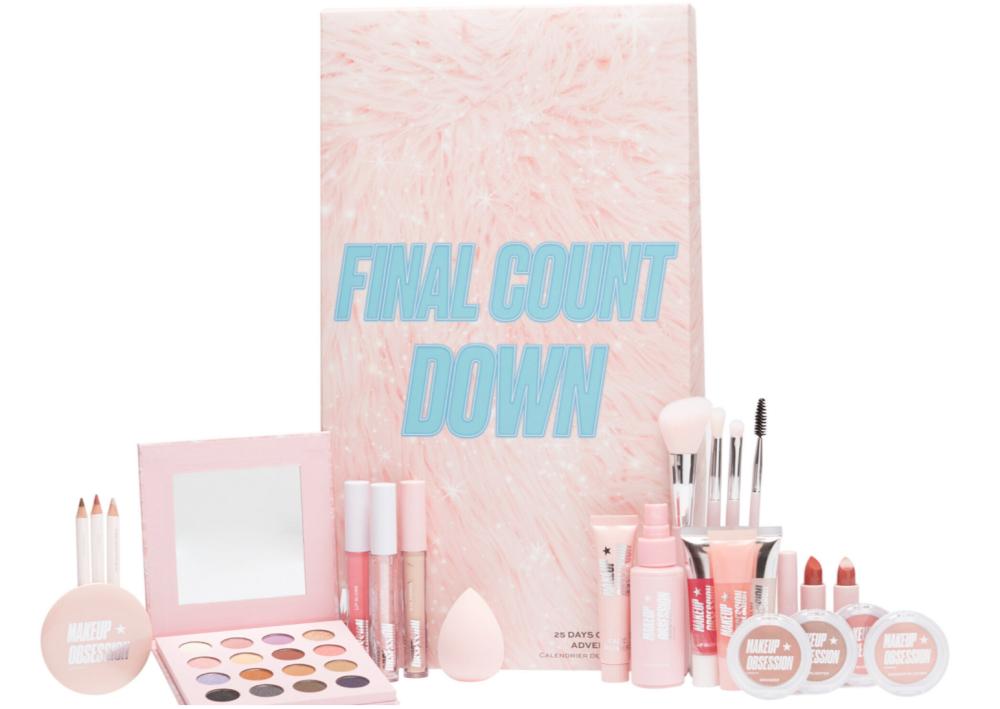 Makeup Obsession Calendar 2021