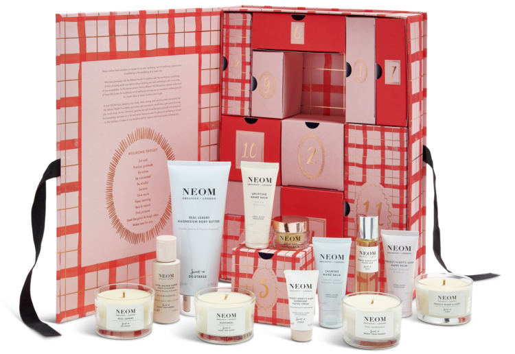 NEOM 12 Day of Wellbeing Advent Calendar 2021