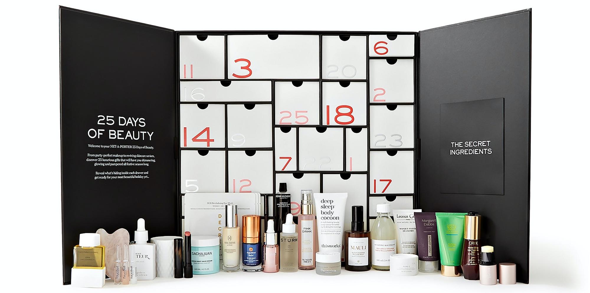 Net A Porter Beauty Advent Calendar 2021