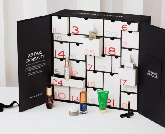 Net A Porter 25 Days of Beauty Advent Calendar 2021