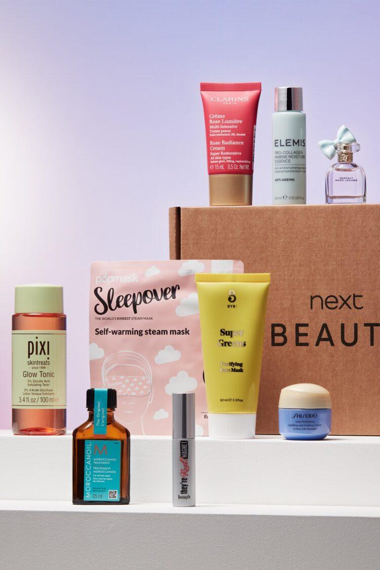 Next Beauty Box Sept 2021
