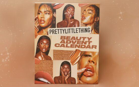 Pretty Little Thing Beauty Advent Calendar 2021