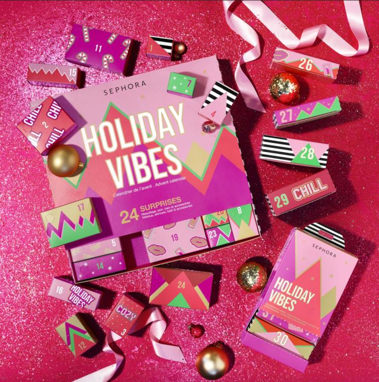 Sephora Advent Calendar 2021