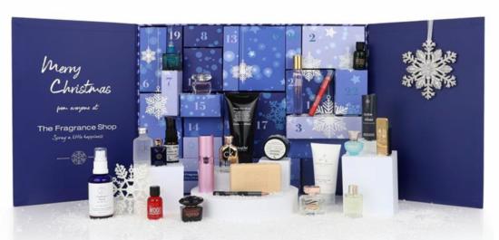 The Fragrance Shop Advent Calendar 2021