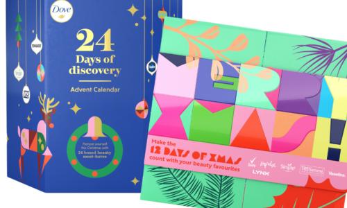 Unilever Advent Calendars 2021
