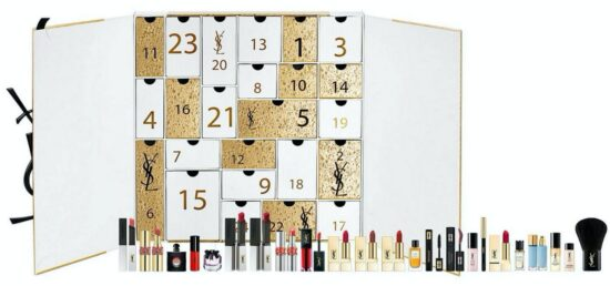YSL Beauty Advent Calendar 2021