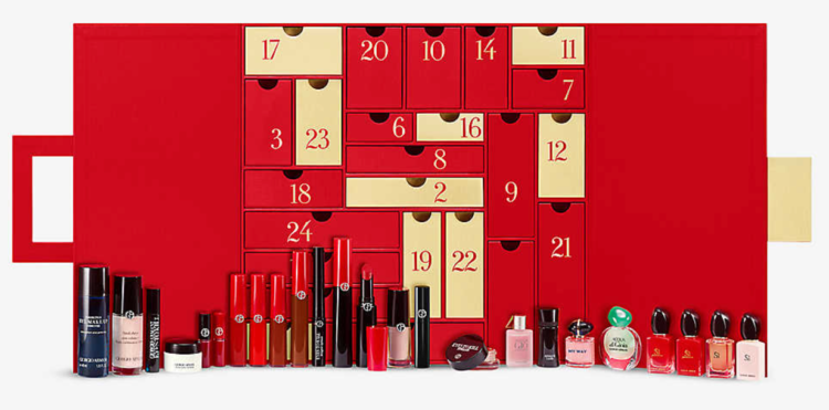 Armani Beauty Advent Calendar 2021